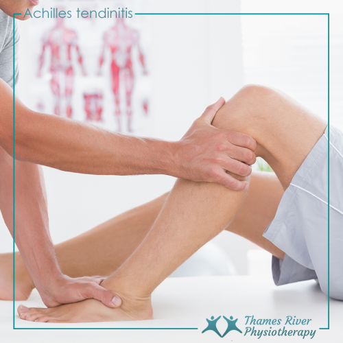 Role of Tendon loading exercises in chronic Achilles tendinitis