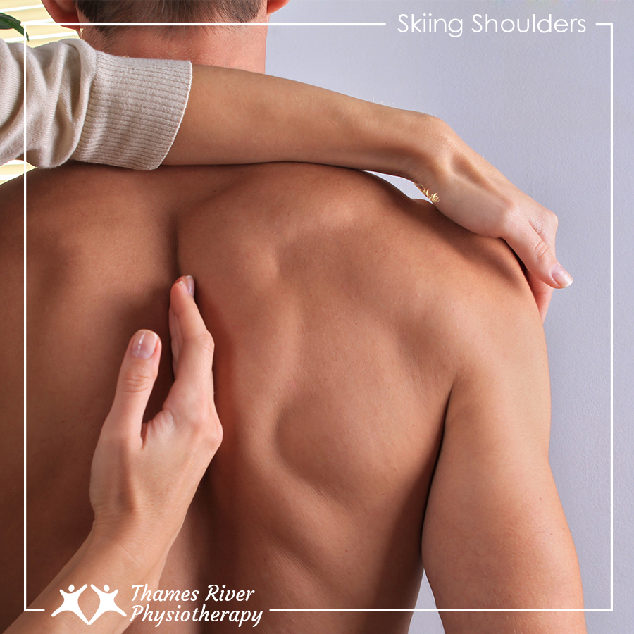 Skiing shoulders- how to prevent shoulder injuries when skiing