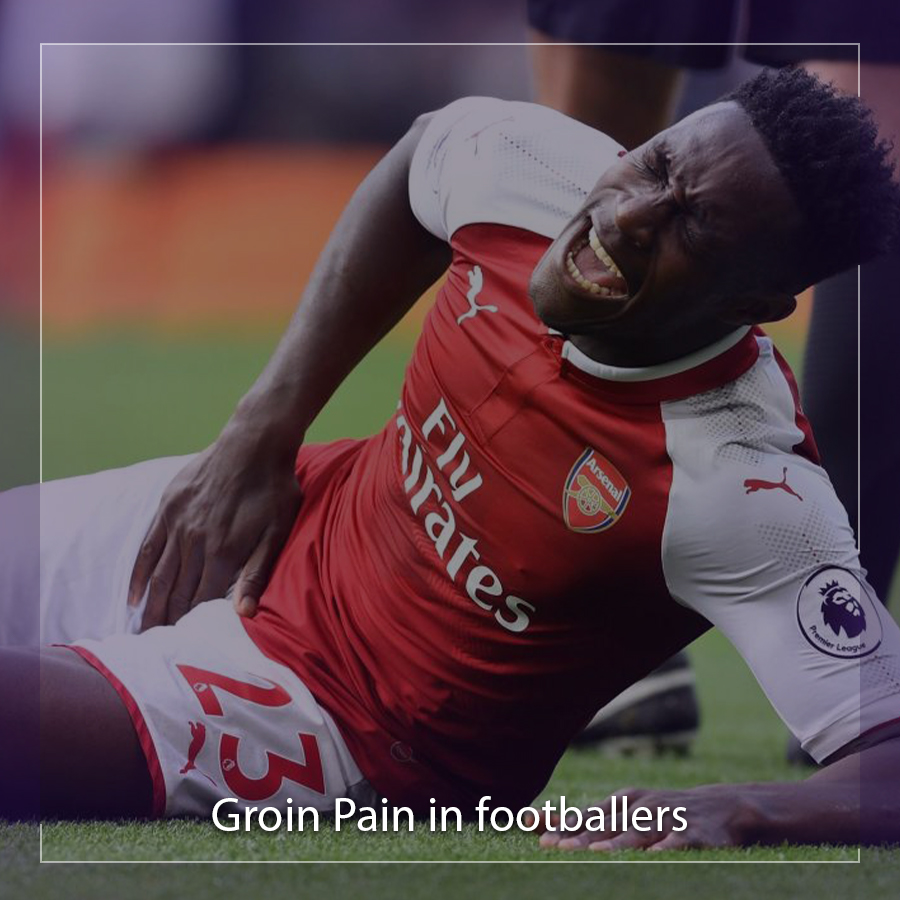 Groin Pain in footballers